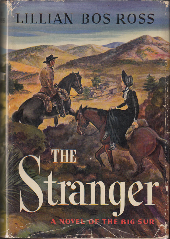 The Stranger: A Novel of the Big Sur