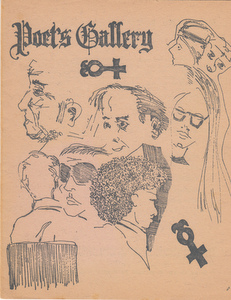 The Poets Gallery Rag (Vol. 1, No. 2-8, No. 13, 1974)