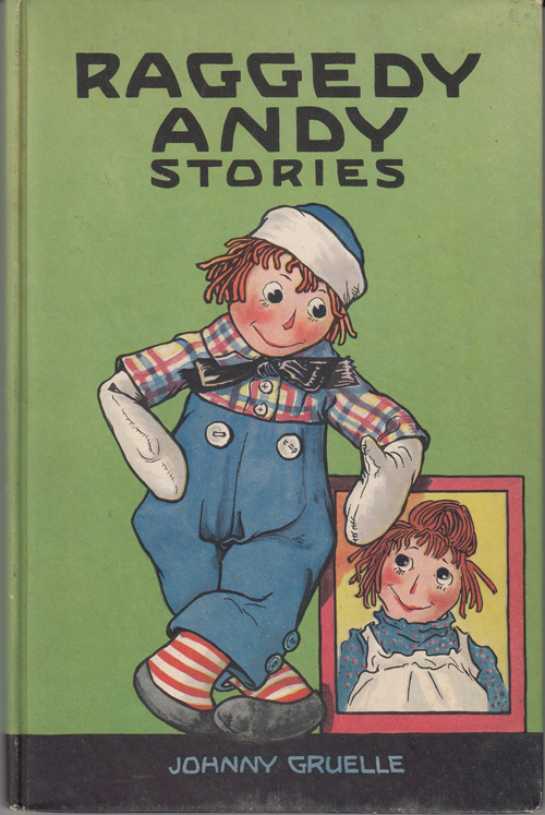 Raggedy Andy Stories. Johnny Gruelle.