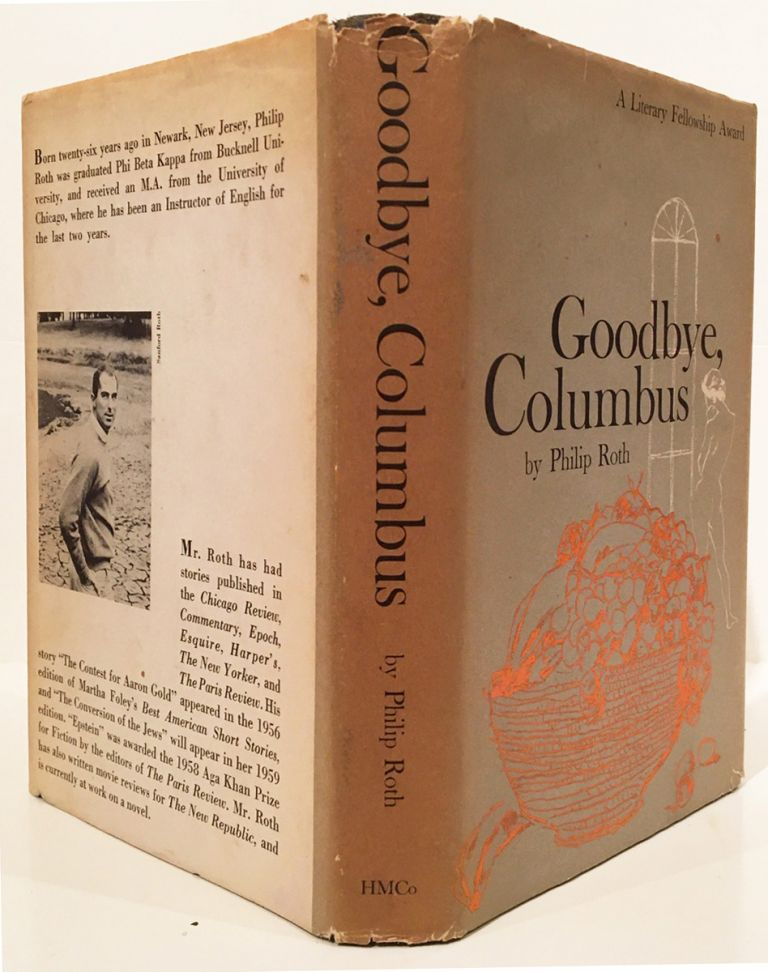 Goodbye, Columbus and Five Short Stories. Philip Roth.