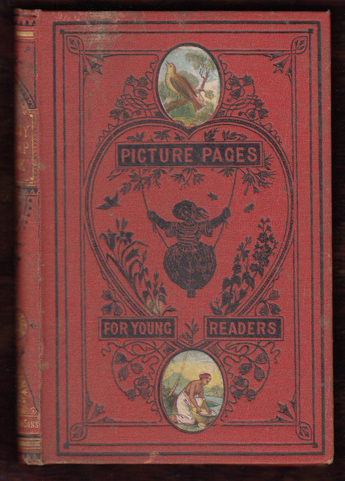 My Pretty Scrap-book, or,Picture Pages and Pleasant Stories for Little Readers. George Cupples Mrs.