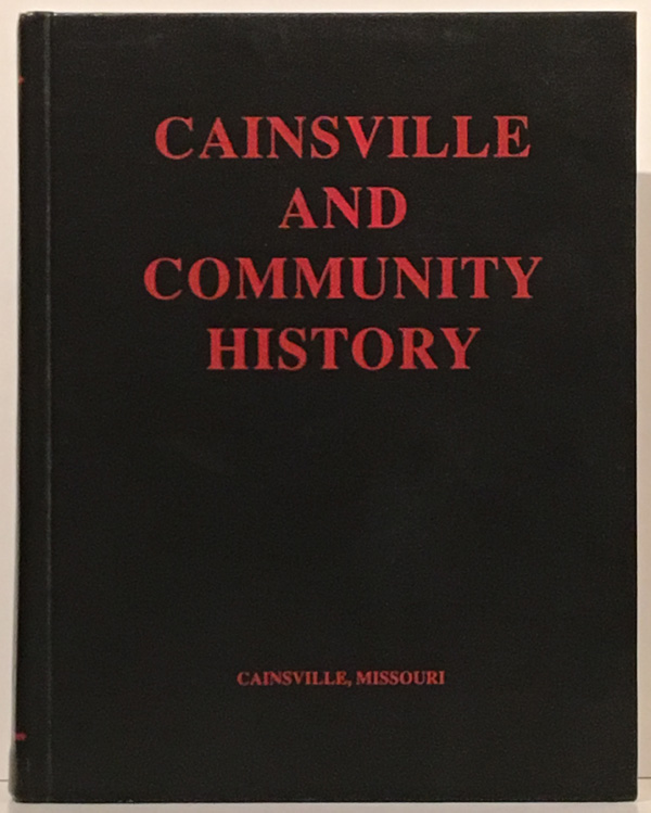 Cainsville and Community History. The Committee.