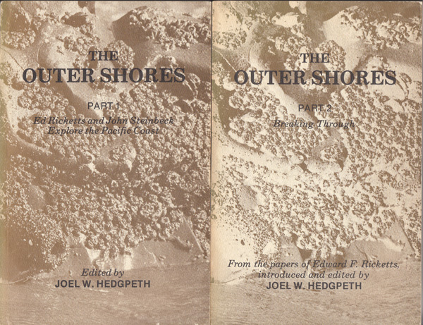 The Outer Shores (2 parts). Joel W. Hedgpeth.