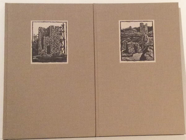 The House That Jeffers Built (Two Volumes, SIGNED by Garth Jeffers)