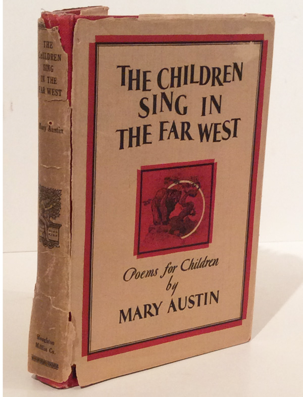 Children Sing in the Far West: Poems for Children