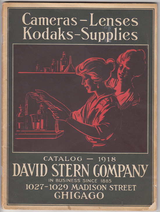 Cameras - Lenses - Kodaks - Supplies