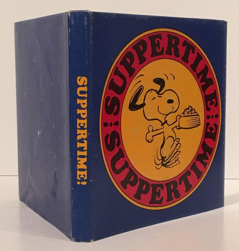 Suppertime! (SIGNED). Charles M. Schulz.