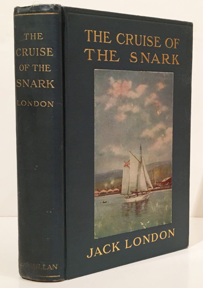 The Cruise of the Snark. Jack London.