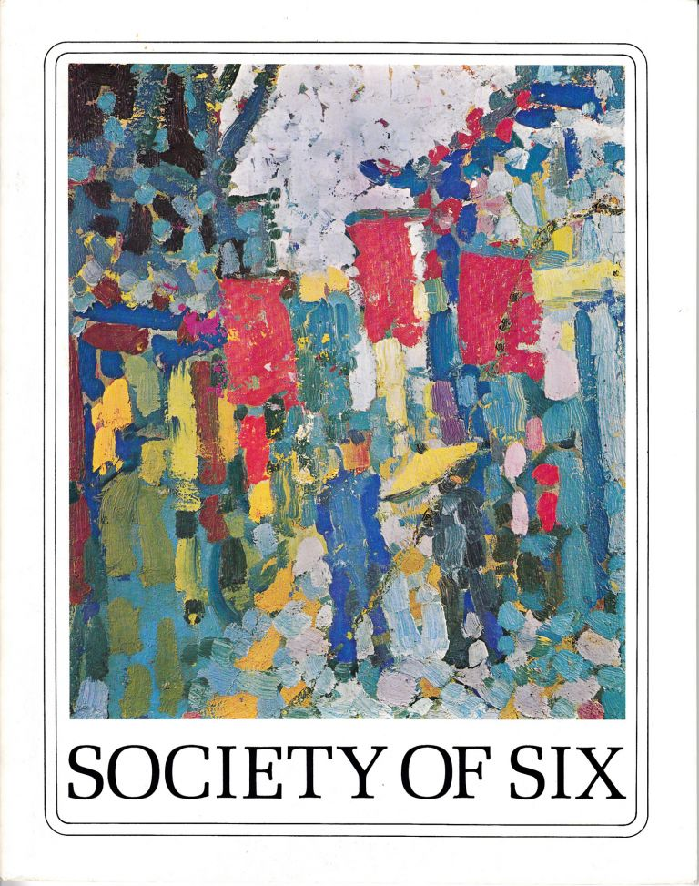Society Of Six: William Clapp, August Gay, Selden Gile, Maurice Logan, Louis Siegriest,...