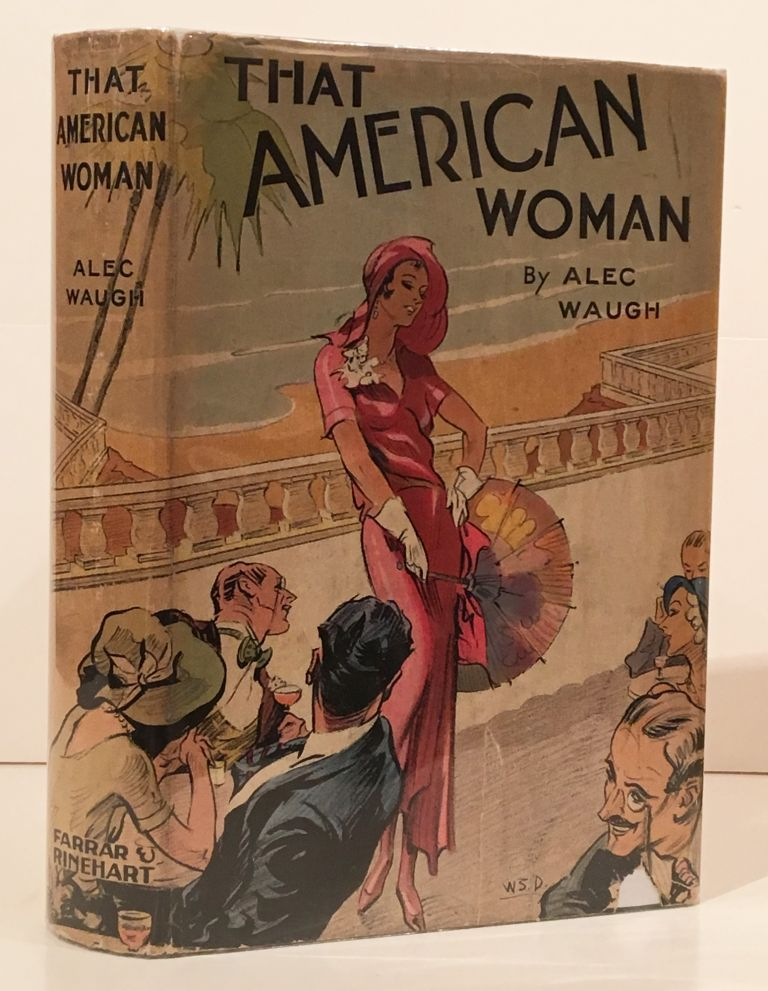 That American Woman (INSCRIBED