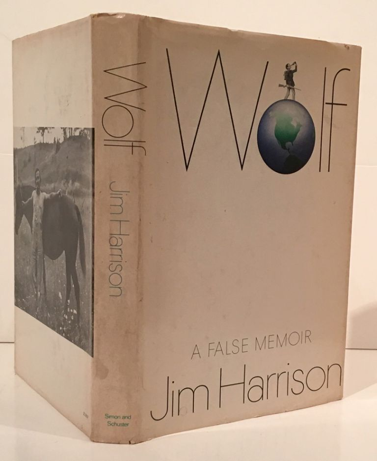 Wolf: A False Memoir. Jim Harrison.