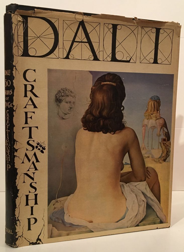 50 Secrets of Magic Craftsmanship. Salvador Dali.