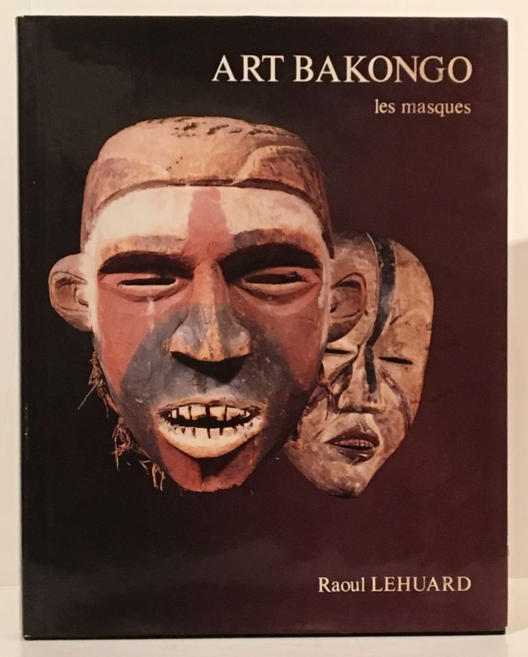 Art Bakongo: Les Masques (Volume 3