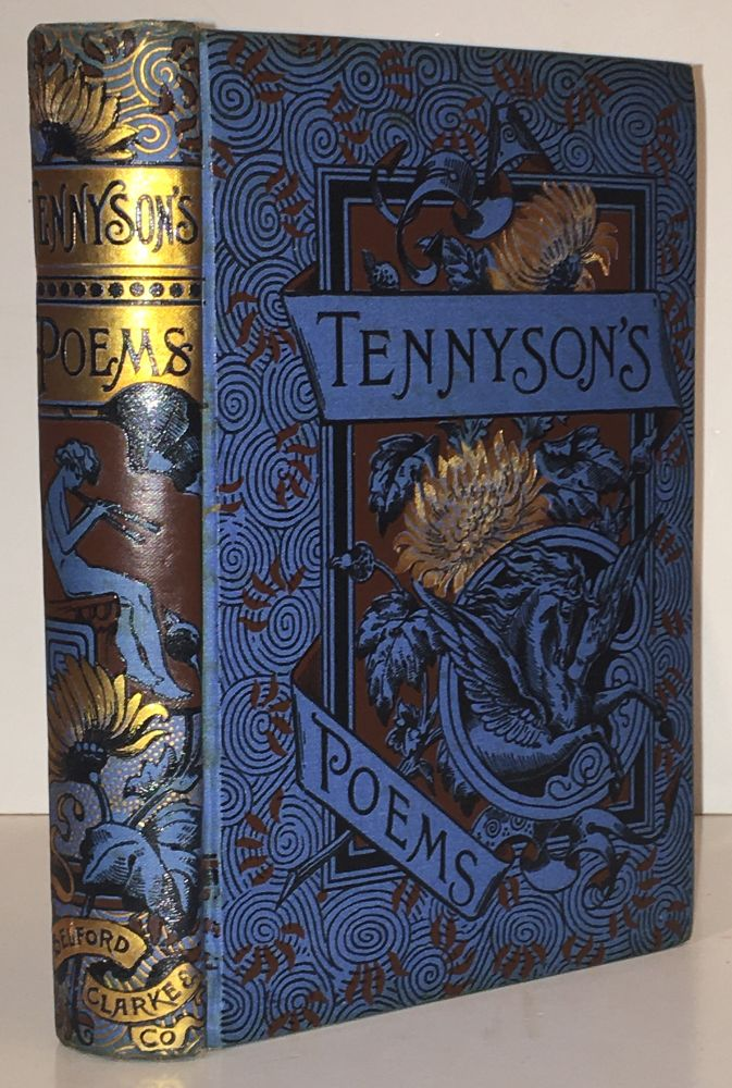 The Poetical Works of Alfred Tennyson Poet Laureate. Complete Edition. Alfred Tennyson.