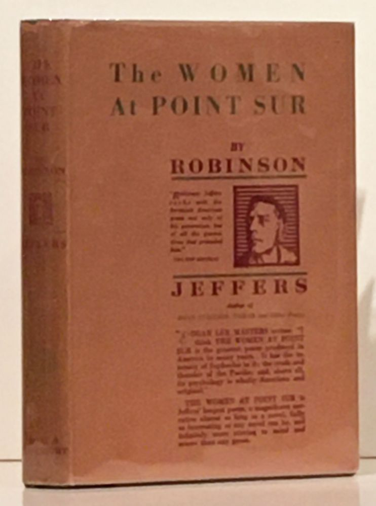 The Women at Point Sur (INSCRIBED, with original photographs). Robinson Jeffers.