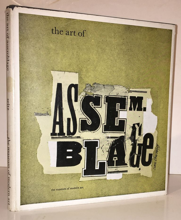 The Art of Assemblage (SIGNED by Eldon Dedini). William C. Seitz.
