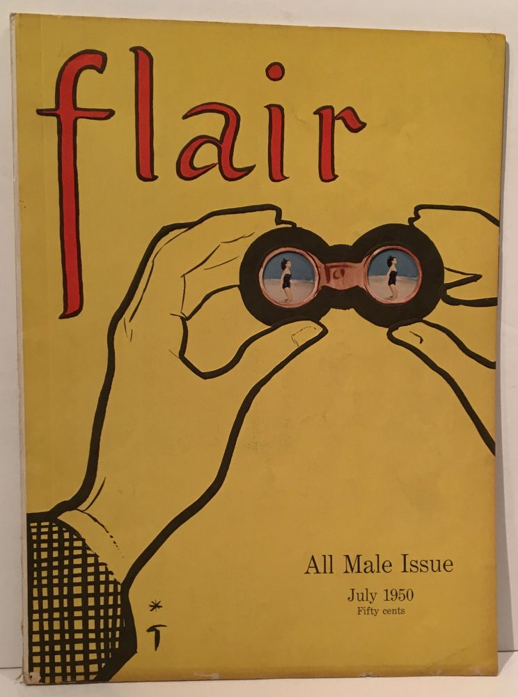 Flair: The Monthly Magazine a complete set of 13 issues (February 1950 - January 1951 w/2 copies of August). Fleur Cowles.