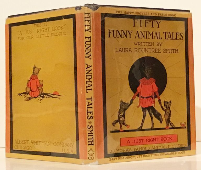 Fifty Funny Animal Tales. Laura Roundtree Smith, Jo J. Mora.