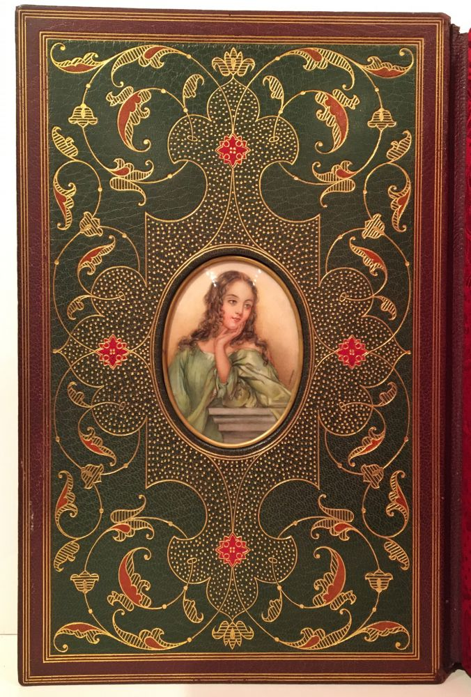 Romeo and Juliet (COSWAY-STYLE BINDING & ORGINAL ART). William Shakespeare, W. E. Henley.