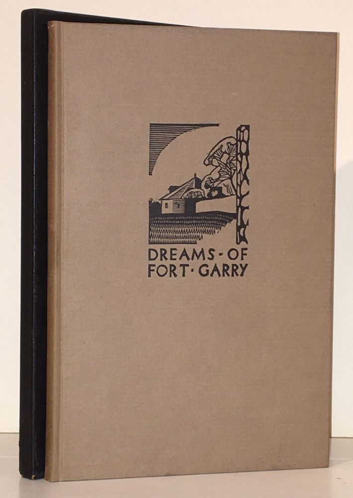 Dreams of Fort Garry (SIGNED and warmly inscribed to '40s movie star Lon McCallister). Robert Watson, Walter J. Phillips.