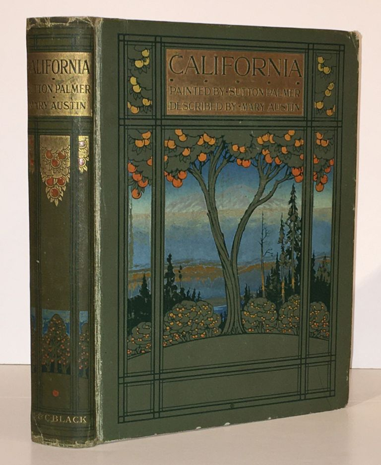 California: The Land of the Sun (INSCRIBED