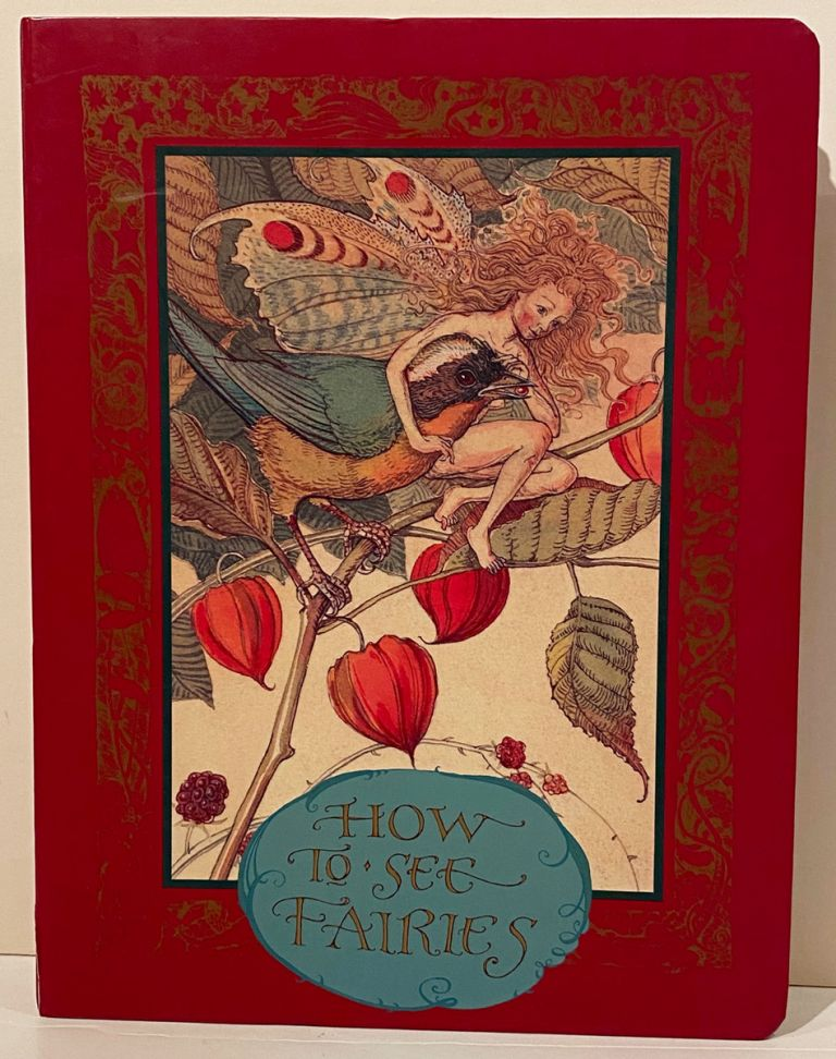 How to See Fairies (Box collection). Charles van Sandwyk.