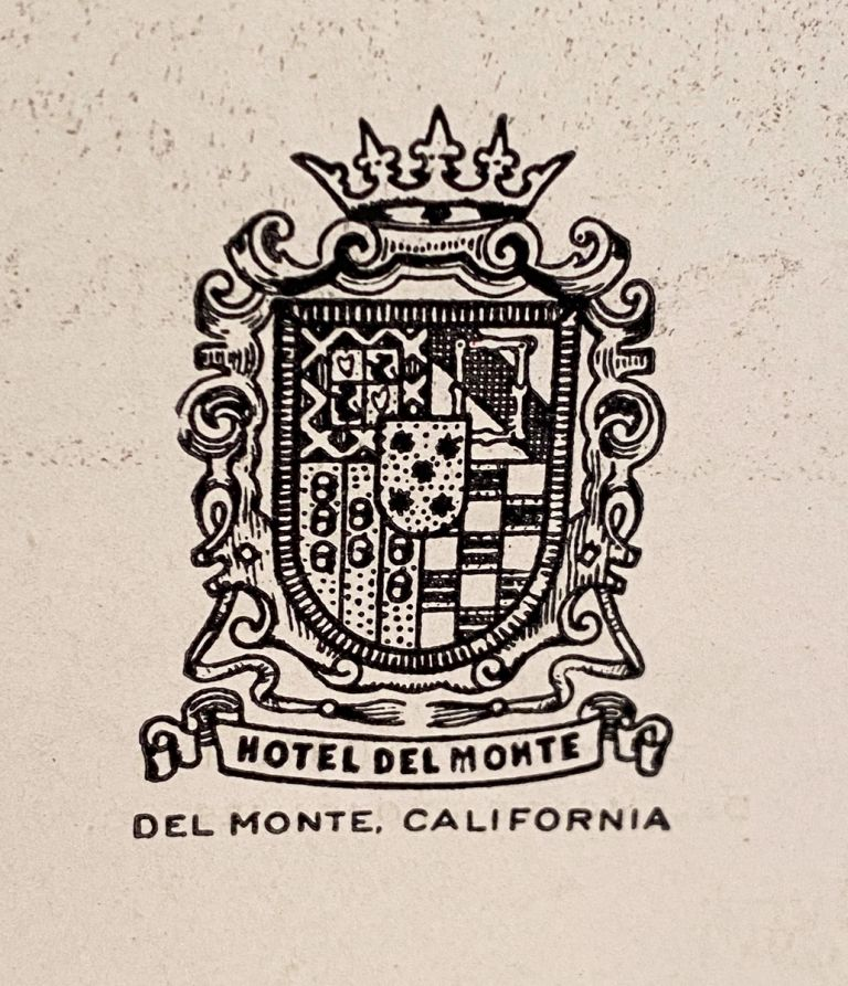 The Historical Pageant of the Monterey Peninsula: In Twelve Episodes Pictorially Rendered. Jo Mora.