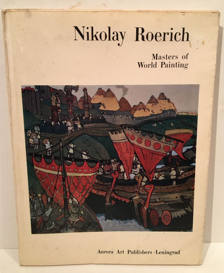 Nikolay Roerich: Masters of World Painting