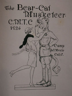The Bear-Cat Musketeer 1926