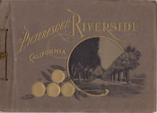 Picturesque Riverside California. Harry C. Cree