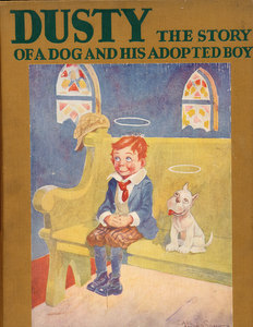 Dusty: The Story of a Dog and His Adopted Boy. Carl Anderson