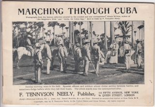 Marching Through Cuba. Gilson Willits.