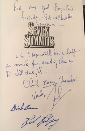 Seven Summits (SIGNED)