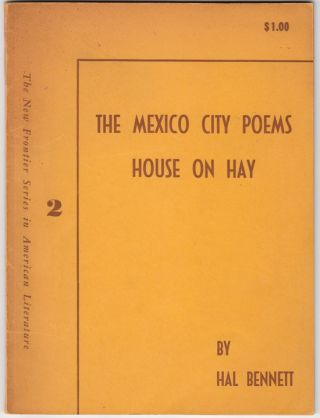 The Mexico City Poems; House on Hay