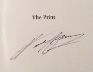 The Print: The New Ansel Adams Photography Series. Book 3 (SIGNED)
