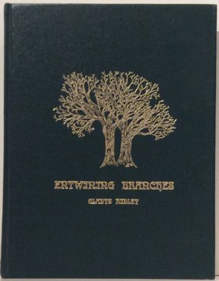 Entwining Branches (SIGNED). Gladys Baschke Ridley, -in-chief
