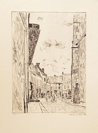 Proust Portfolio: The France of Marcel Proust in Twenty-Five Etchings (SIGNED)