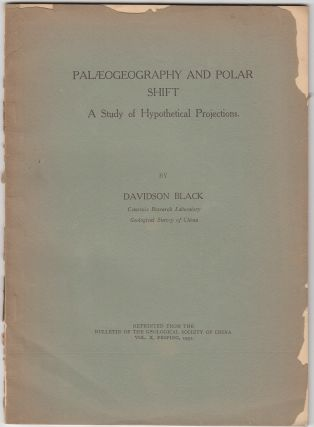 Paleogeography and Polar Shift: A Study of Hypothetical Projections. Davidson Black
