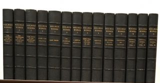 The Writings of Oliver Wendell Holmes (14 volumes). Oliver Wendell Holmes