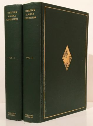 Harriman Alaska Expedition(Volumes I & II). Edward Henry Harriman, John Burroughs, John Muir,...