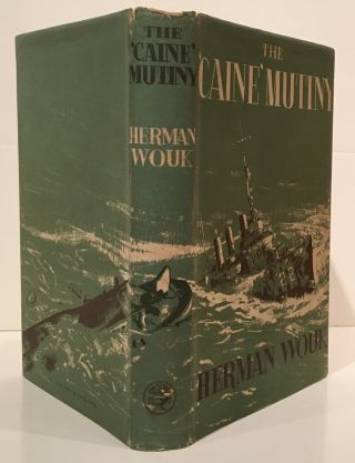The Caine Mutiny. Herman Wouk