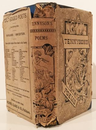 The Poetical Works of Alfred Tennyson Poet Laureate. Complete Edition