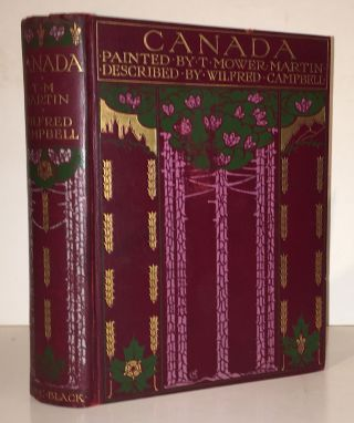 Canada: Painted by T. Mower Martin