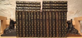 The Works of Sir Walter Scott, Bart. - New Century Library (25 Volumes). Sir Walter Scott
