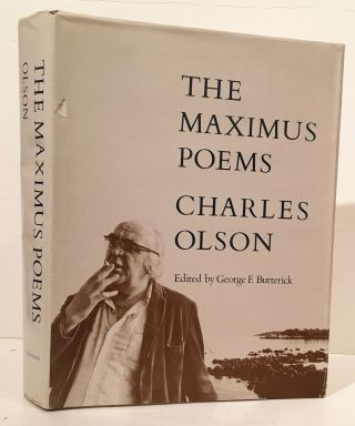 The Maximus Poems. Charles Olson, George F. Butterick