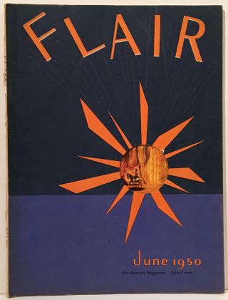 Flair: The Monthly Magazine a complete set of 13 issues (February 1950 - January 1951 w/2 copies of August)