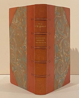LITERATURE] The Works of Robert Louis Stevenson - Edinburgh Edition (32 Volumes). Robert Louis...