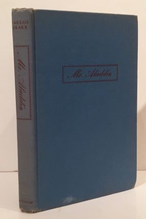 Mr. Aladdin (INSCRIBED by the author). Carlos Drake