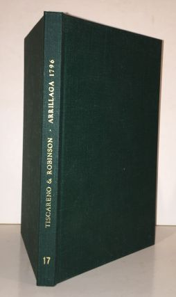 Jose Joaquin Arrillaga: Diary of his Surveys of the Frontier, 1796. Translated into, John W....