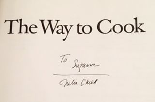 The Way to Cook (INSCRIBED)